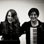 Ariadne Greif and Merima Ključo, photo credit: Zachary Stephens