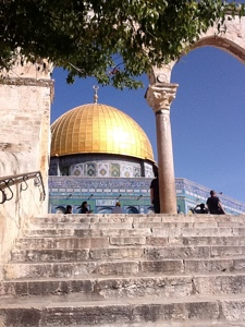 Temple Mount / Dome of the Rock, Jerusalem