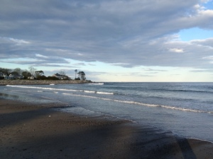 beach hampton shore