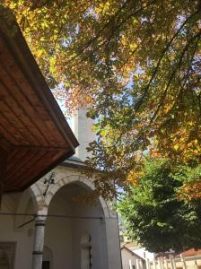courtyard of Bey's Mosque, Sarajevo